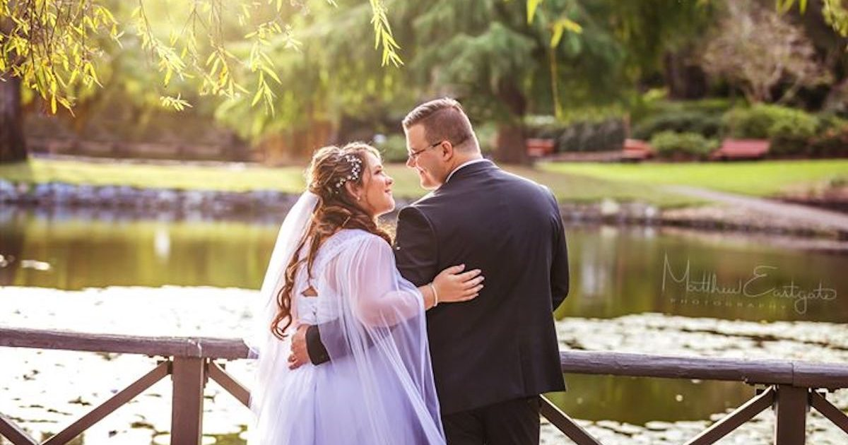 Wedding parks and gardens in Brisbane