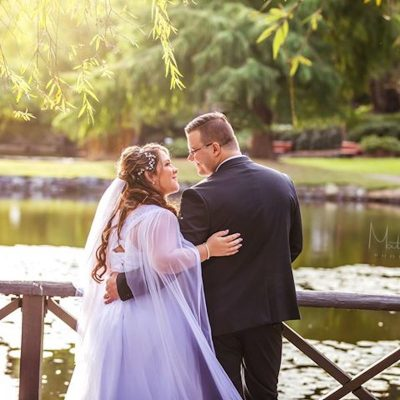 Michelle and Kieron