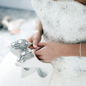 Choosing Wedding Shoes