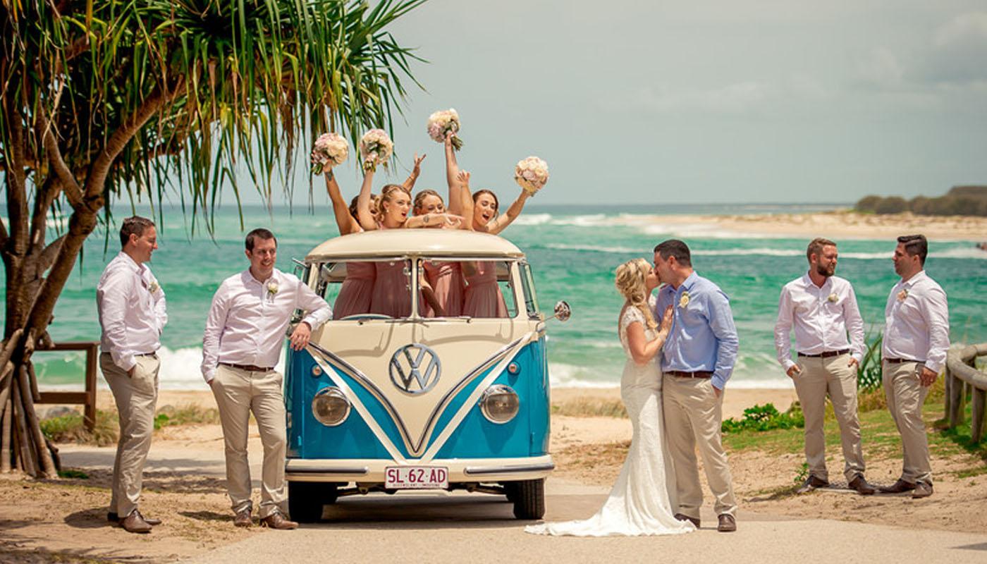 Brisbane Beach Wedding Ceremonies Brisbane