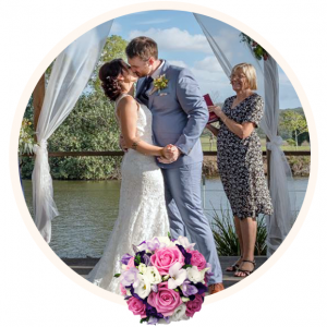 Brisbane Marriage Celebrant - Bronwyn Saleh