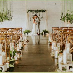 Industrial Wedding Ceremonies