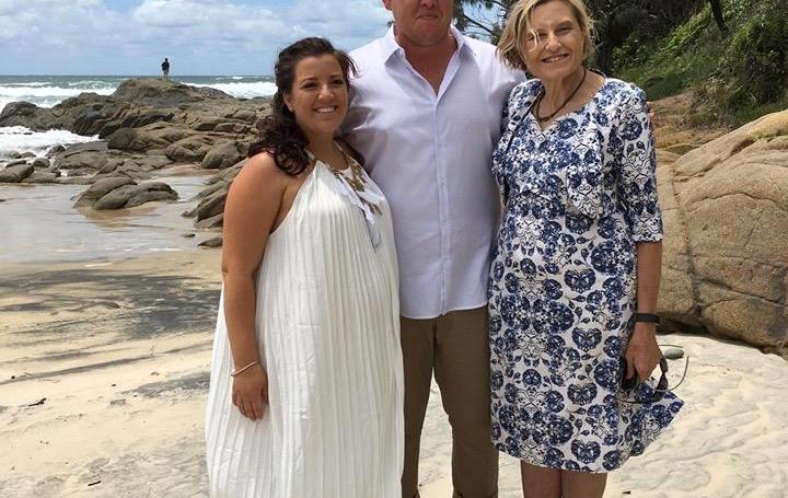 Wedding, First Bay Coolum, Sunshine Coast