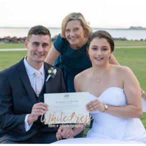 Redcliffe weddings
