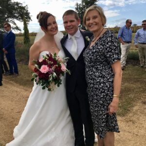 Ashley and Aaron married by Brisbane Wedding Celebrant