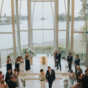 Erin and Cam Married by Brisbane Wedding Celebrant