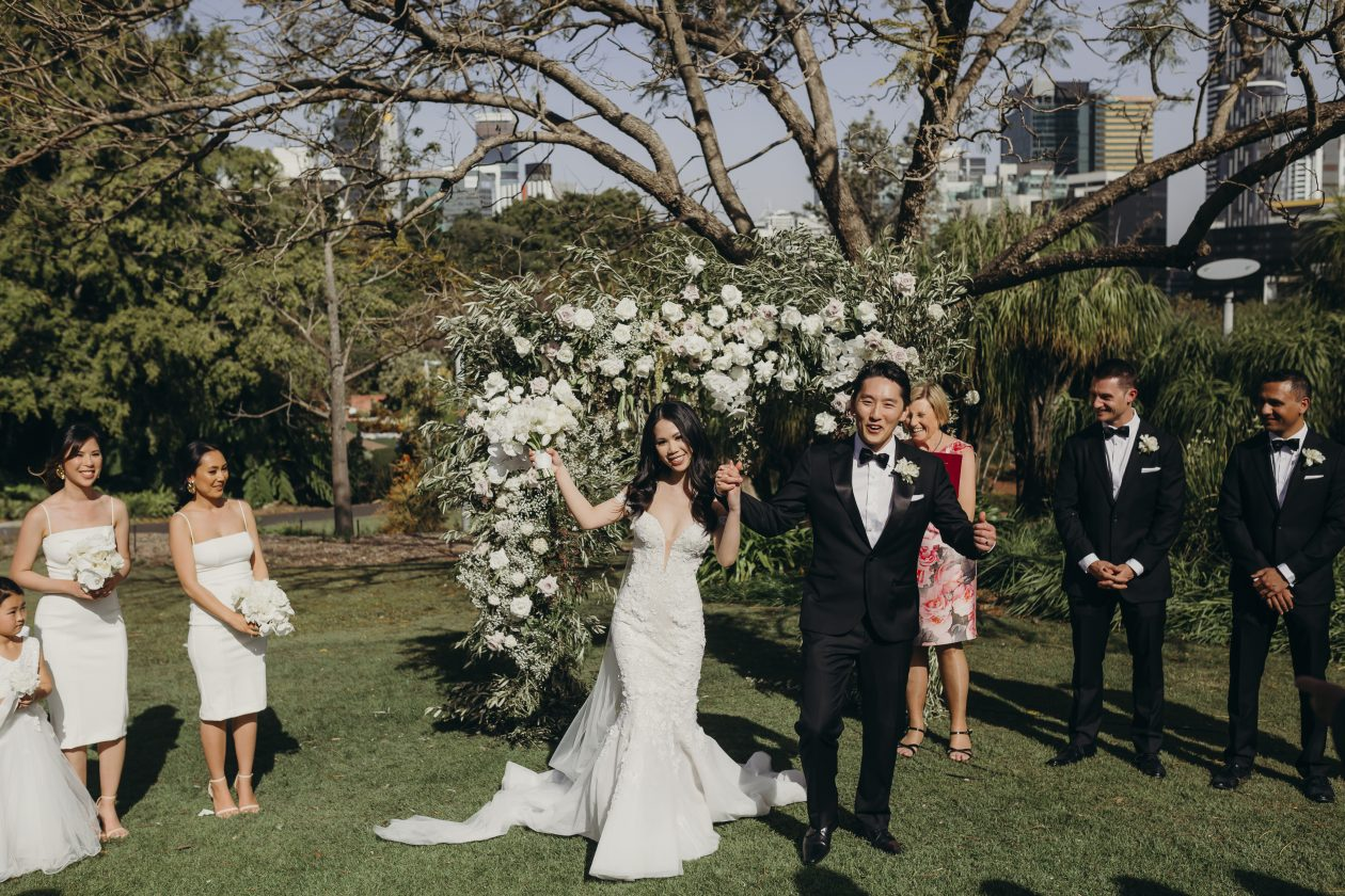 Brisbane wedding parks
