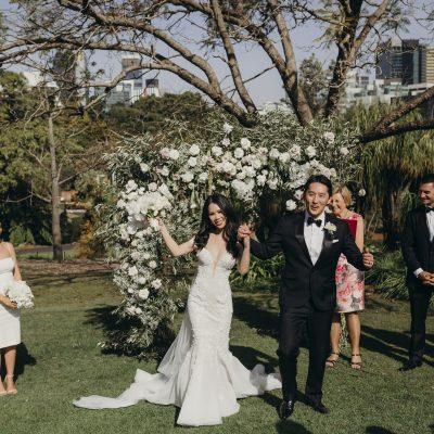 Brisbane wedding parks