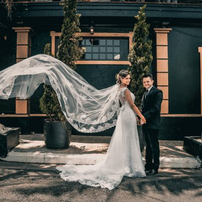Brisbane Wedding Veil 1