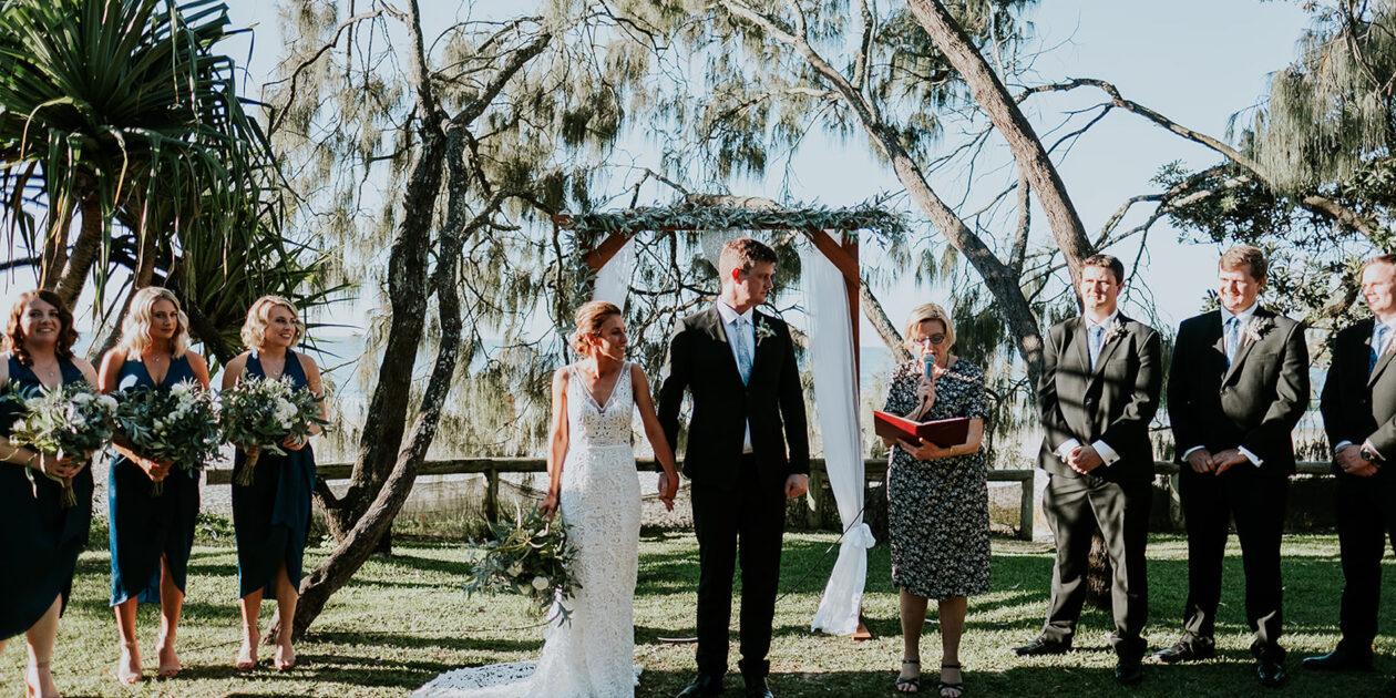 Weddings at Noosa