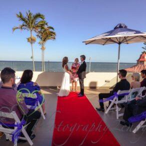 Suttons Beach Wedding