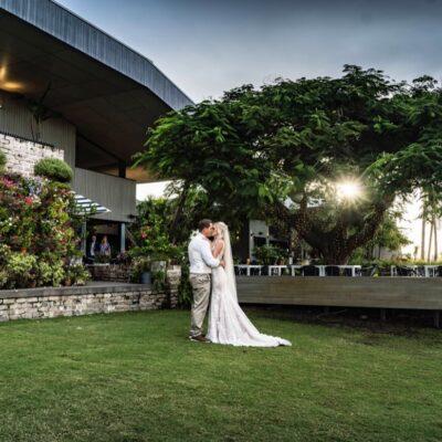 Weddings at Sandstone Point Hotel