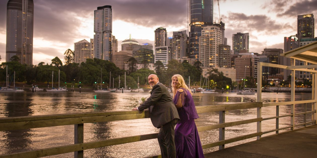 Kangaroo Point Weddings