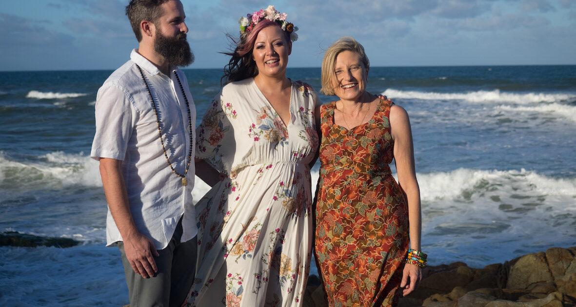 Wedding at Coolum Beach
