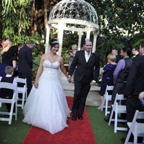 Wedding at Indooroopilly