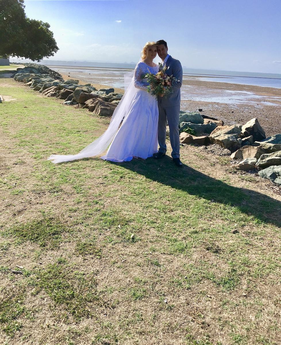Wedding at Scarborough