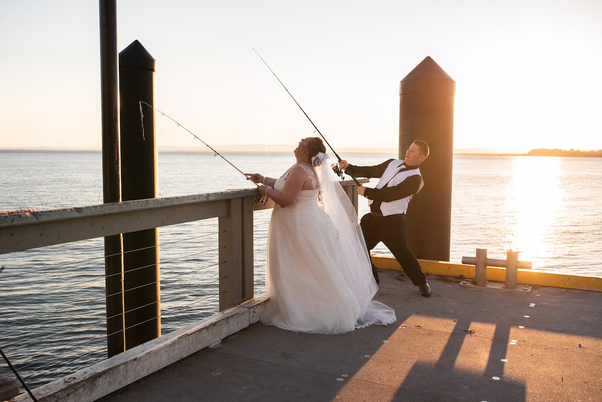 Bribie Island Wedding
