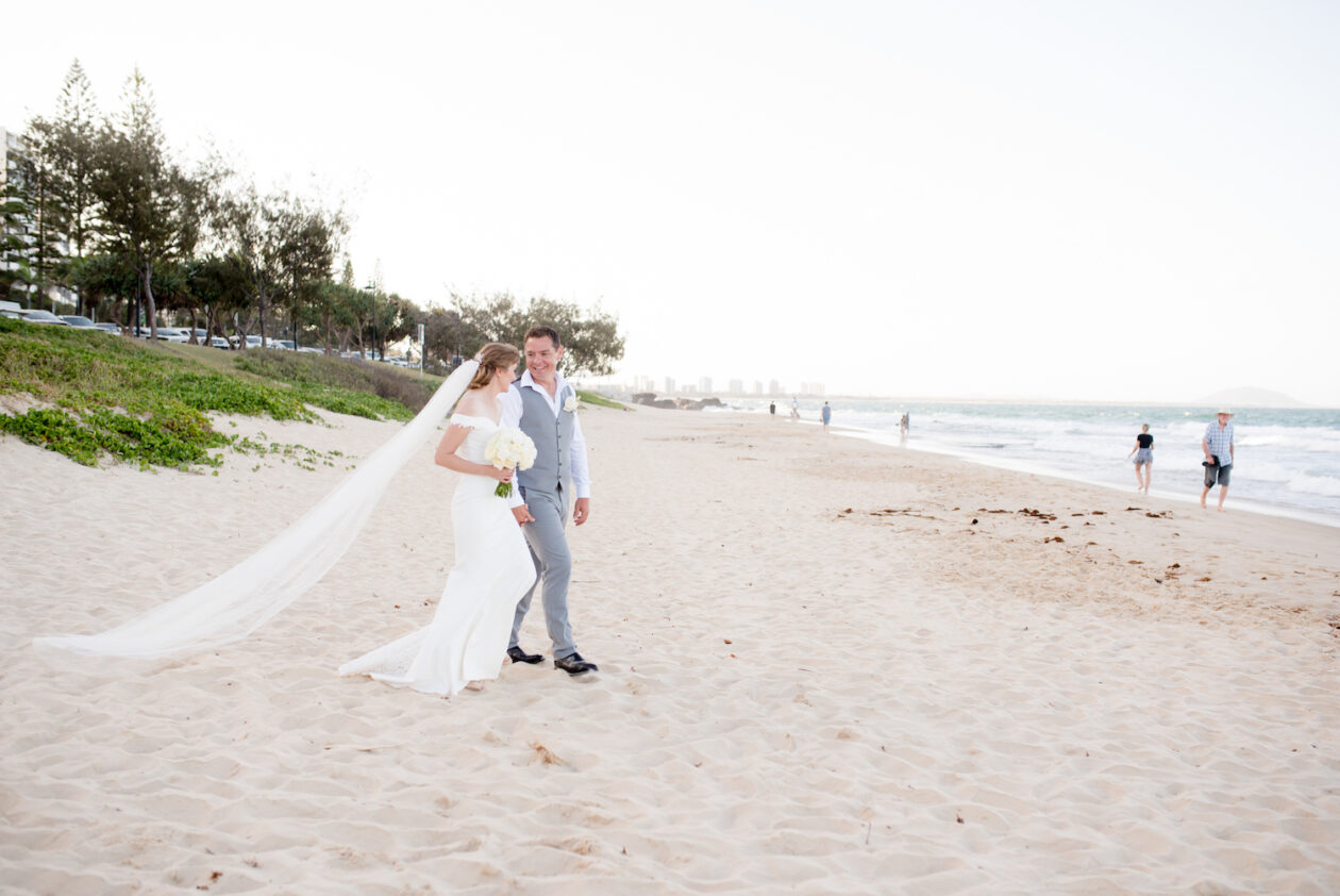 Getting Married at Mooloolaba