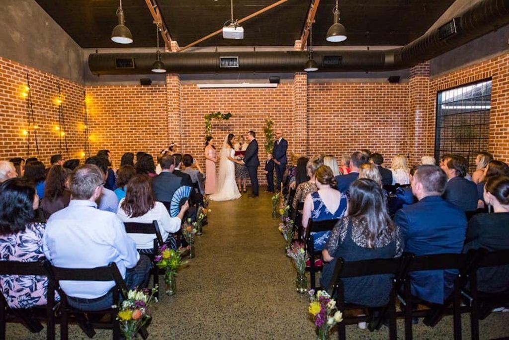 Factory 51 Wedding