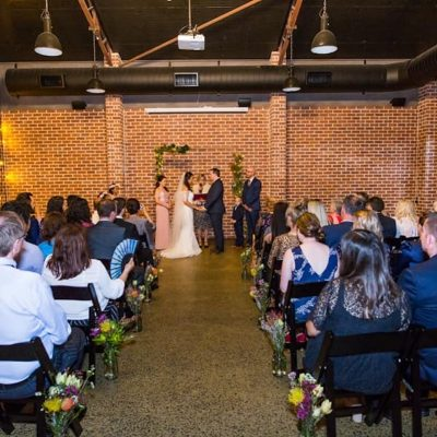Factory 51 Wedding
