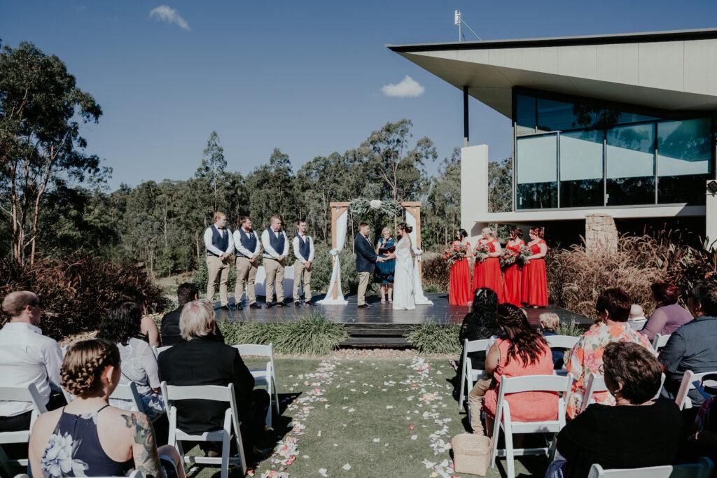 Wedding at Brookwater