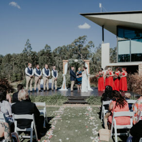 Wedding at Brookwater