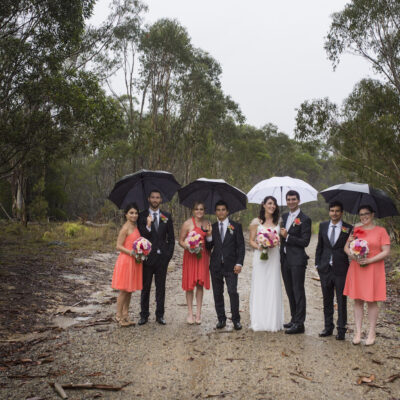 Rain on your wedding day on the Gold Coast