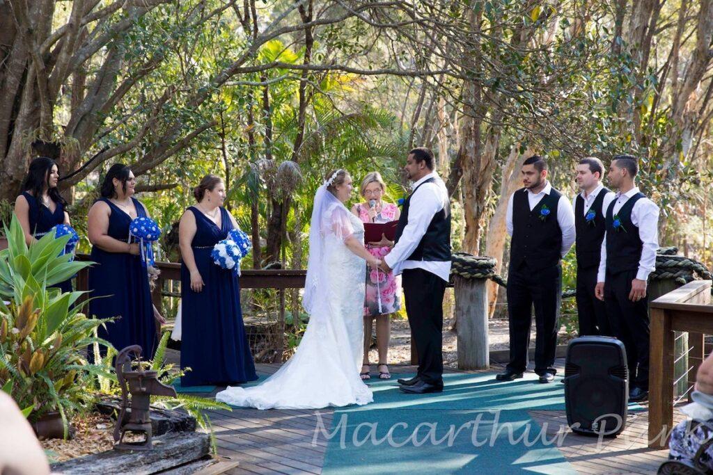 Wedding at Alexandra Hills