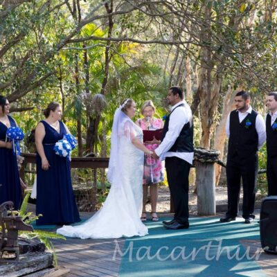 Wedding at Alexandra Hills
