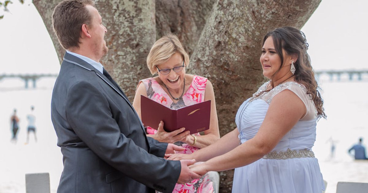 Shorncliffe wedding