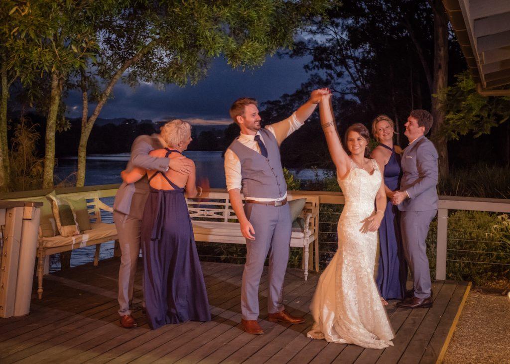 Wedding at The Rocks