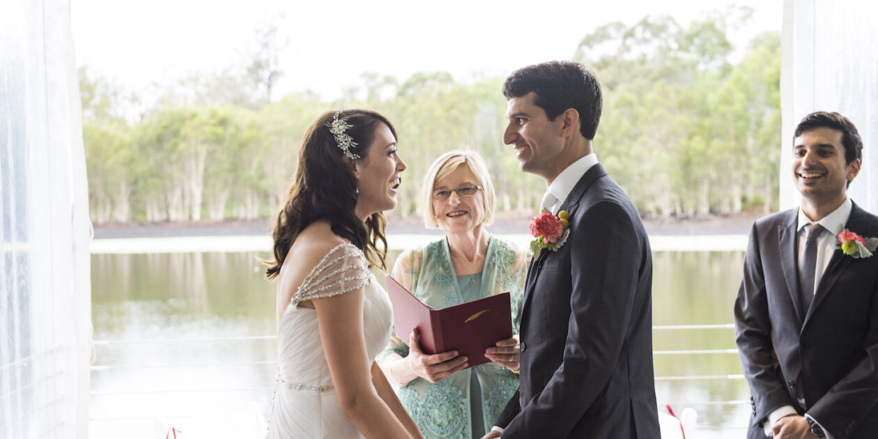 Wedding at Sirromet
