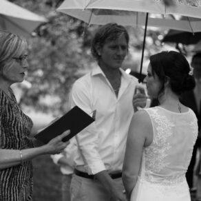 Rain on Your Wedding Day in Ipswich